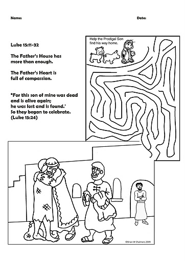 Jesus Parables My Blog