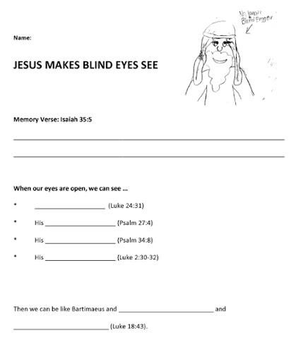blind bartimaeus craft for preschoolers sunday school crafts for blind bartimaeus bible crafts. Black Bedroom Furniture Sets. Home Design Ideas