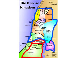 Kings The Divided Kingdom  tNCC  The New Covenant Church